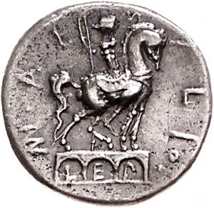 Röm. Republik: Mn. Aemilius Lepidus