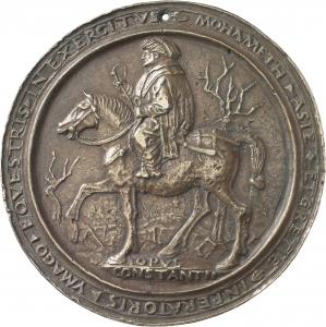 Ferrara, Costanzo da: Mehmed II. Fatih