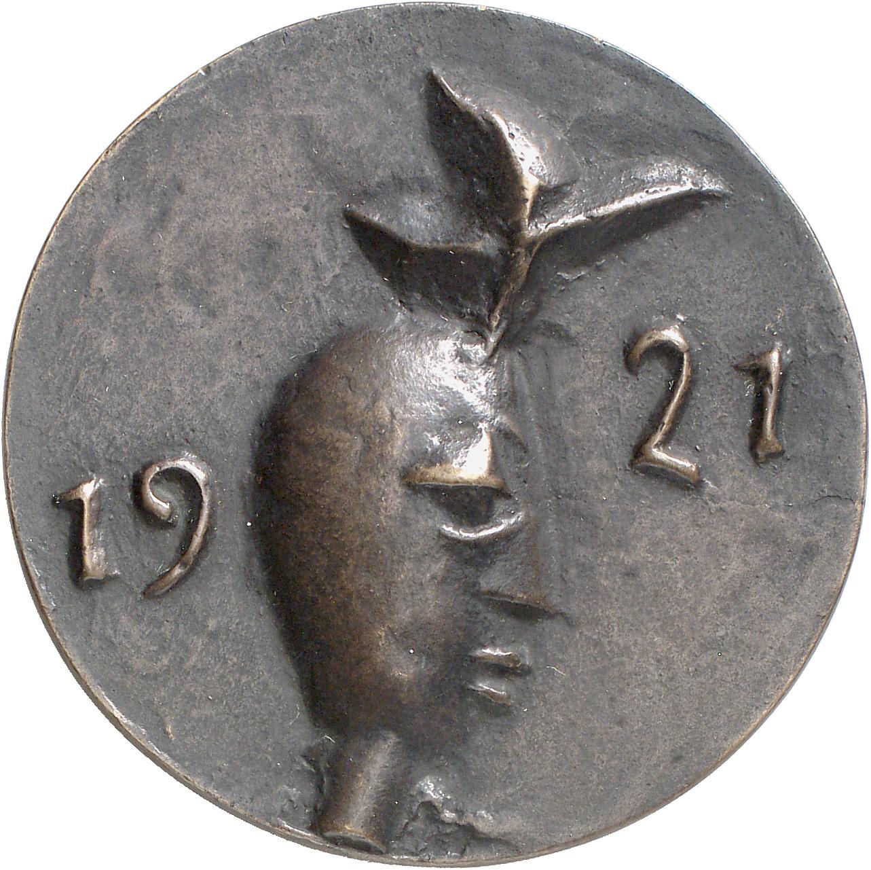 Koch, Leopold: Preismedaille 1921