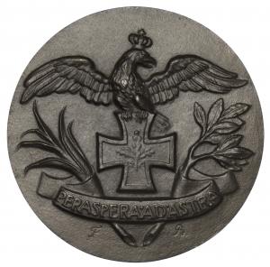 Blazek, Franz: 100 Jahre Stiftung des Eisernen Kreuzes