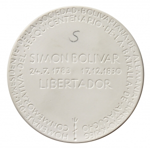 Henke, Johannes: Simón Bolívar
