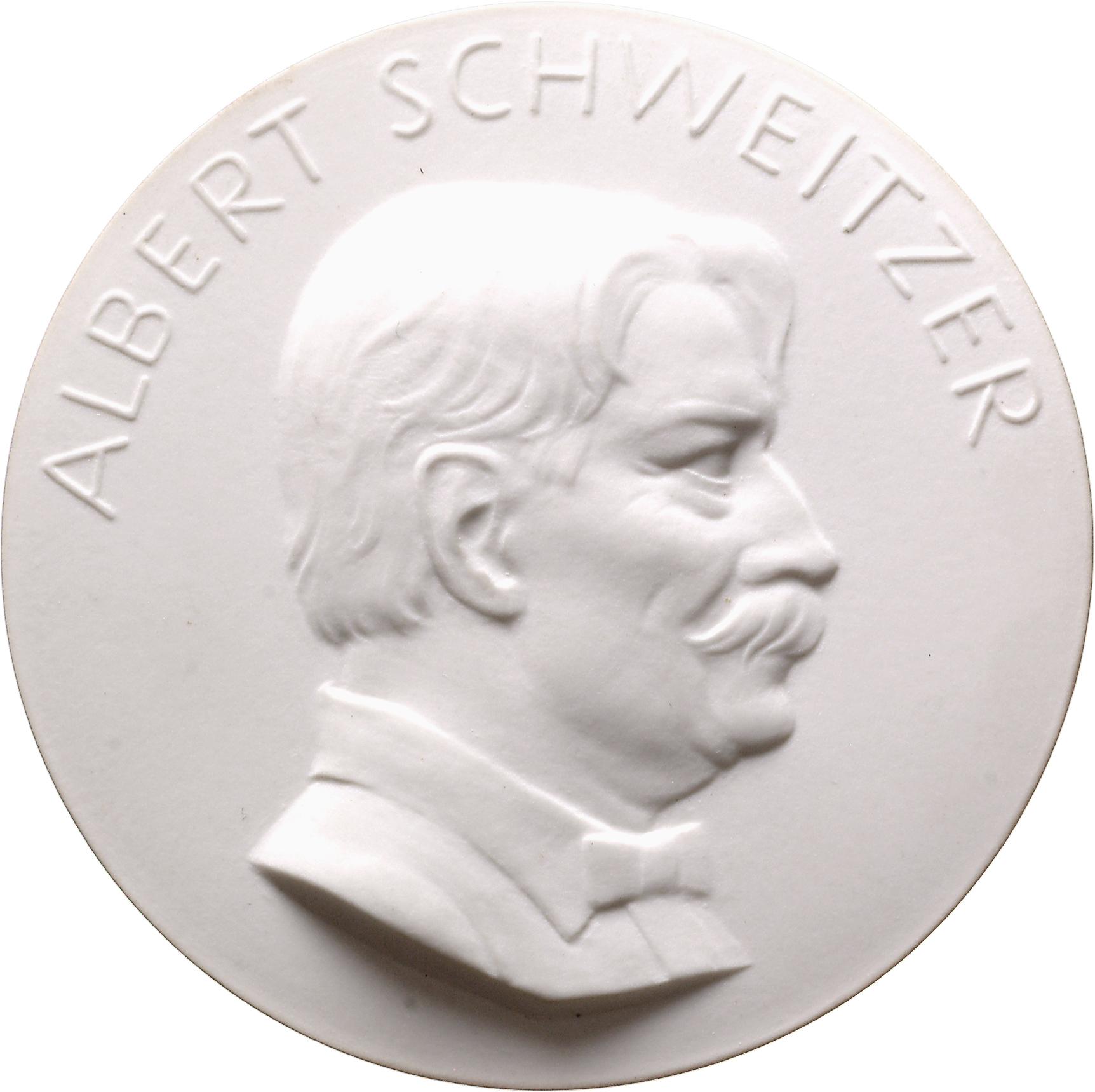 Henke, Johannes: Albert Schweitzer