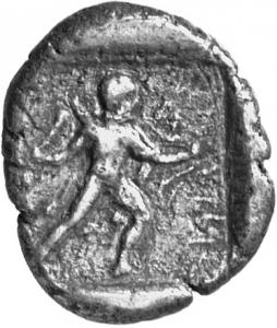Οπισθότυπος Λάπηθος, Δημόνικος Α΄, SilCoinCy A1204