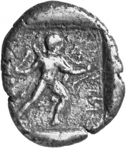 Reverse Lapethos, Demonikos I, SilCoinCy A1204