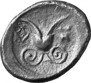 Οπισθότυπος Ιδάλιο, Στασίκυπρος, SilCoinCy A1223
