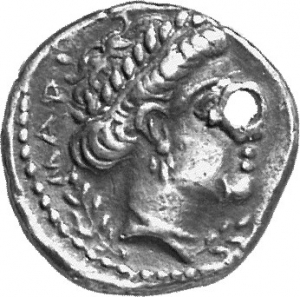 Οπισθότυπος Μάριο, Στασίοικος Β΄, SilCoinCy A1233