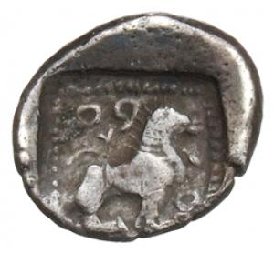 Οπισθότυπος Κίτιο, Βάαλμιλκ Α΄, SilCoinCy A1158