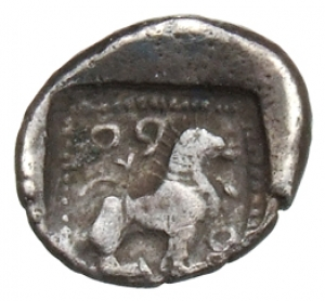 Reverse Kition, Baalmilk I, SilCoinCy A1158