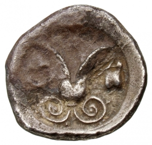 Οπισθότυπος Ιδάλιο, Γράς ή Γρα(-), SilCoinCy A1221