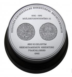 Hoyer, Heinz und Sneschana Russewa-Hoyer: Numismatischer Arbeitskreis Brandenburg/Preußen