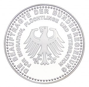 Bundesrepublik Deutschland: Integrationsmedaille