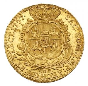 Preußen: Friedrich II. (Kriegsgeld)