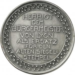 Loewental, Arthur: Der erste Gast auf der Messe zu Lyon