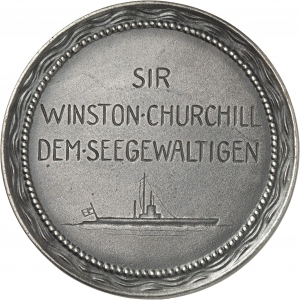Eberbach, Walther: Winston Churchill