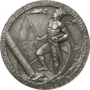Loewental, Arthur: Kapitänleutnant Otto Weddigen