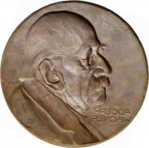 Loewental, Arthur: Adolph Wagner