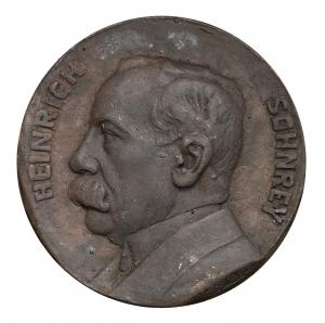 Latt, Hans: Heinrich Sohnrey