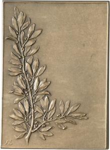 Lechevrel, Alphonse Eugène: Hommage an die Medailleure der Gegenwart