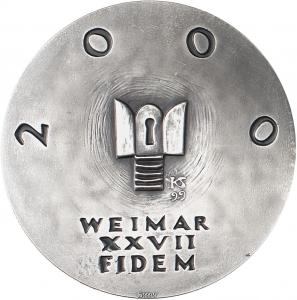 Klöde-Hoffmann, Silvia: FIDEM Weimar 2000