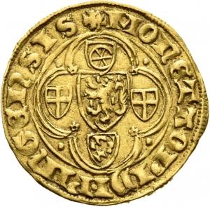 Mainz: Johann II. von Nassau