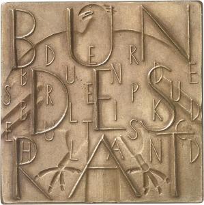 Burgeff, Hans Karl: Bundesrat