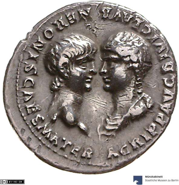 Nero und Agrippina (Minor)