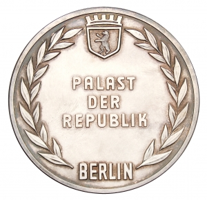Hartnick, Evelyn: Palast der Republik