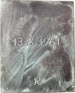 Henke, Johannes: 13.8.1961