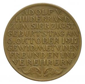 Georgii, Theodor: Adolf von Hildebrand