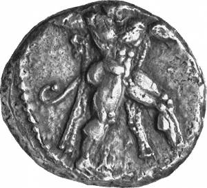 Obverse Kition, Ozibaal, SilCoinCy A1163