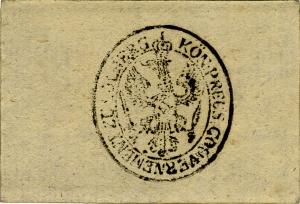Königlich-preußisches Militärgouvernement: 2 Groschen 1807