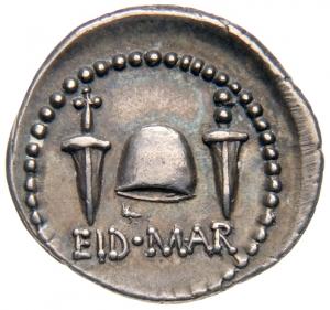 Röm. Republik: M. Iunius Brutus und L. Plaetorius Cestianus