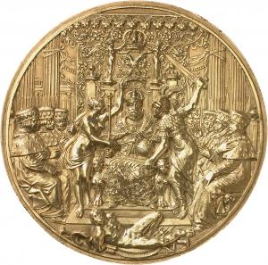 Vermeyen, Jan: Kaiserkrönung Rudolf II.