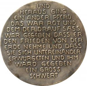 Gosen, Theodor von: Apokalyptischer Reiter