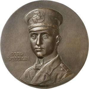 Bendorff, Hugo: Kapitänleutnant Otto Weddigen