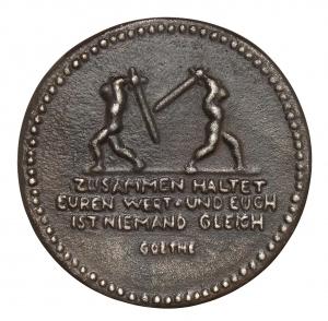 Gaul, August: Deutschland und Österreich-Ungarn (Bundestreue)