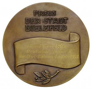 Scheibe, Richard: Preis der Stadt Bielefeld