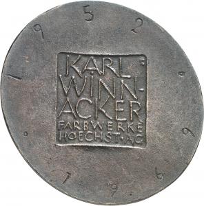 Burgeff, Hans Karl: Karl Winnacker II